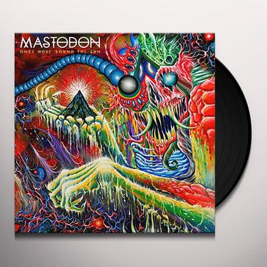 Mastodon ONCE MORE ROUND THE SUN Vinyl Record
