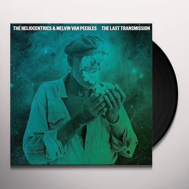 Heliocentrics & Melvin Van Pebbles LAST TRANSMISSION Vinyl Record