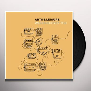 Arts & Leisure WEEKEND / OVER YOU Vinyl Record