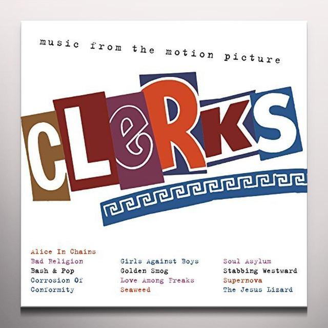 CLERKS O.S.T. / VARIOUS (ANIV) (OGV) CLERKS O.S.T. / VARIOUS Vinyl Record