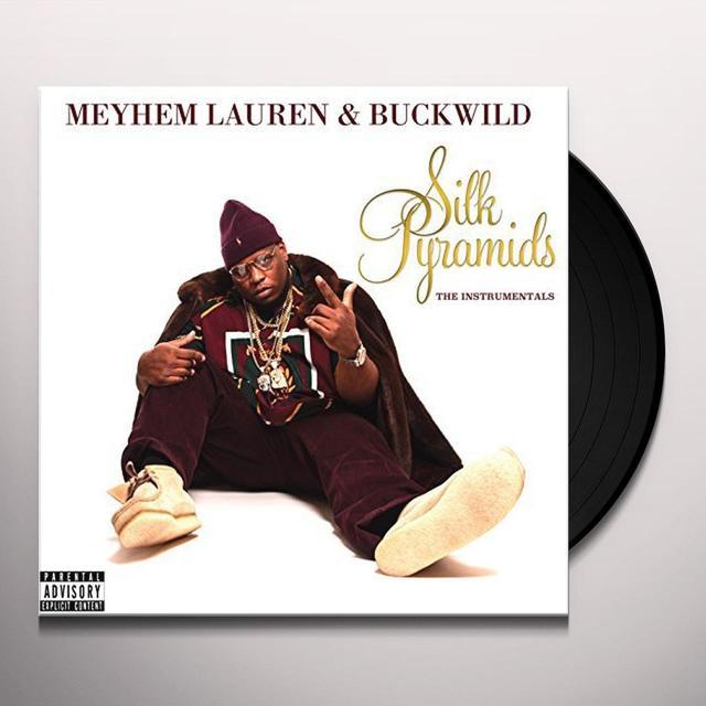 Buckwild & Lauren Meyhem SILK PYRAMIDS: THE INSTRUMENTALS Vinyl Record