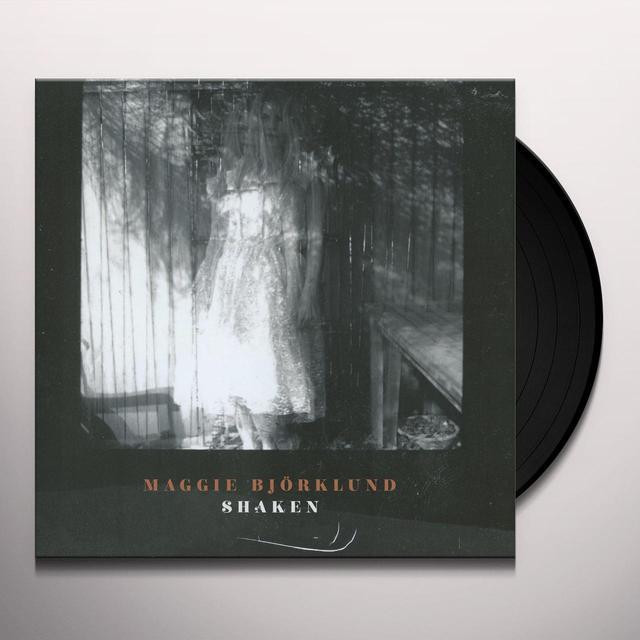 Maggie Bjorklund SHAKEN Vinyl Record