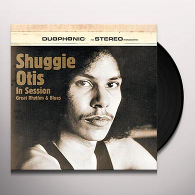 Shuggie Otis IN SESSION Vinyl Record