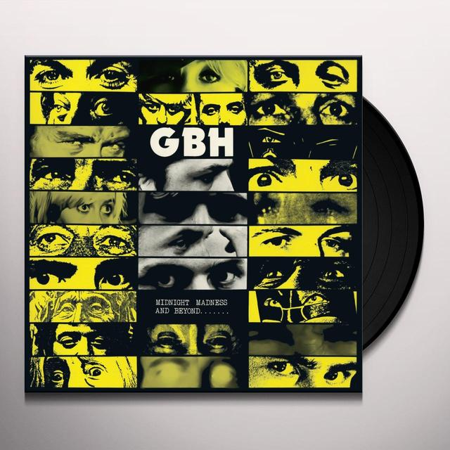 Gbh MIDNIGHT MADNESS & BEYOND Vinyl Record
