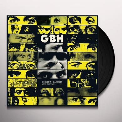 Gbh MIDNIGHT MADNESS & BEYOND Vinyl Record