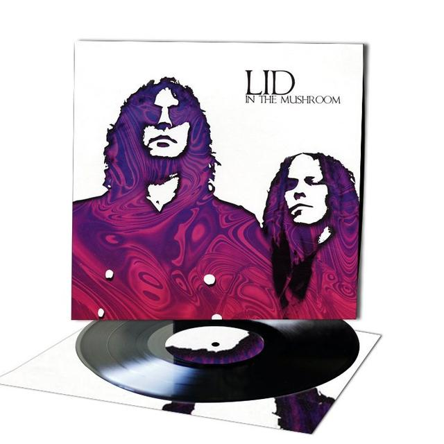 LID IN THE MUSHROOM Vinyl Record