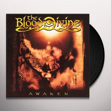 BLOOD DIVINE AWAKEN Vinyl Record