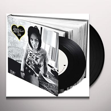 Joan Jett & The Blackhearts RECORDED & BOOKED Vinyl Record
