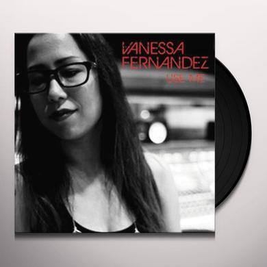 Vanessa Fernandez USE ME Vinyl Record