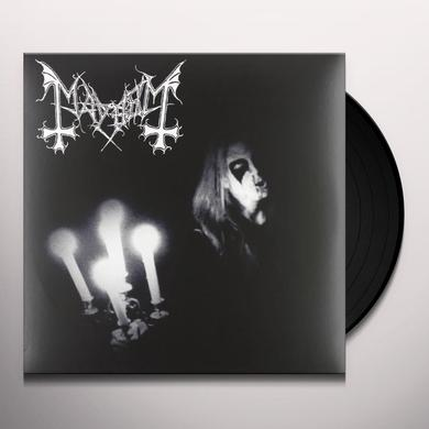 Mayhem LIVE IN LEIPZIG Vinyl Record