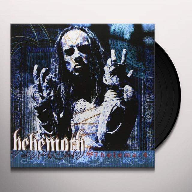 Behemoth THELEMA 6 Vinyl Record