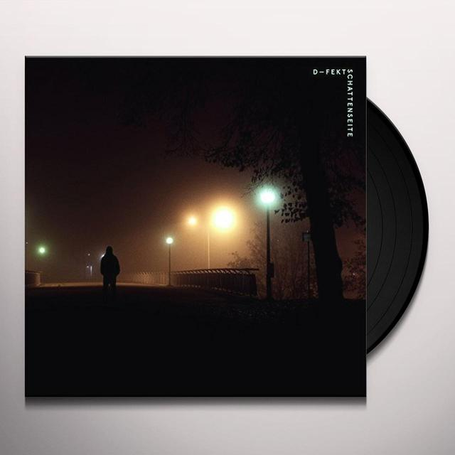 D-FEKT SCHATTENSEITE Vinyl Record - w/CD