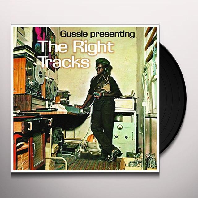 GUSSIE PRESENTING: THE RIGHT TRACKS / VARIOUS GUSSIE PRESENTING THE RIGHT TRACKS / VARIOUS Vinyl Record