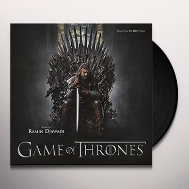 GAME OF THRONES / O.S.T. Vinyl Record