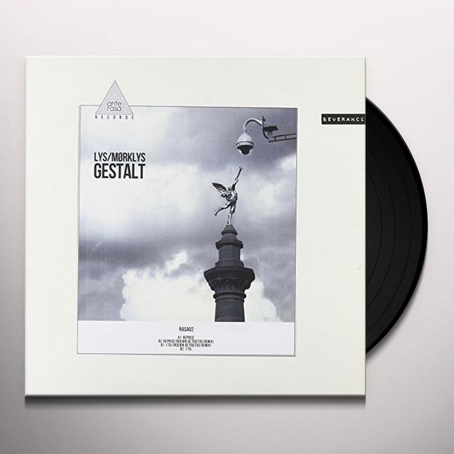 LYS UND MORKLYS GESTALT (EP) Vinyl Record