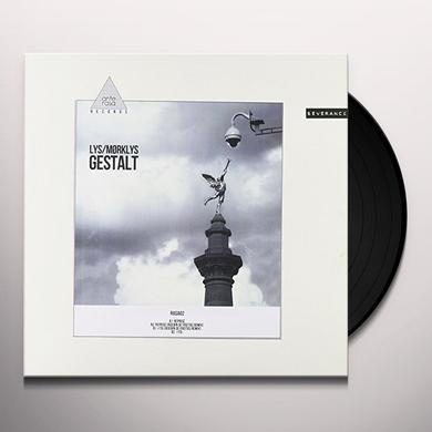 LYS UND MORKLYS GESTALT Vinyl Record
