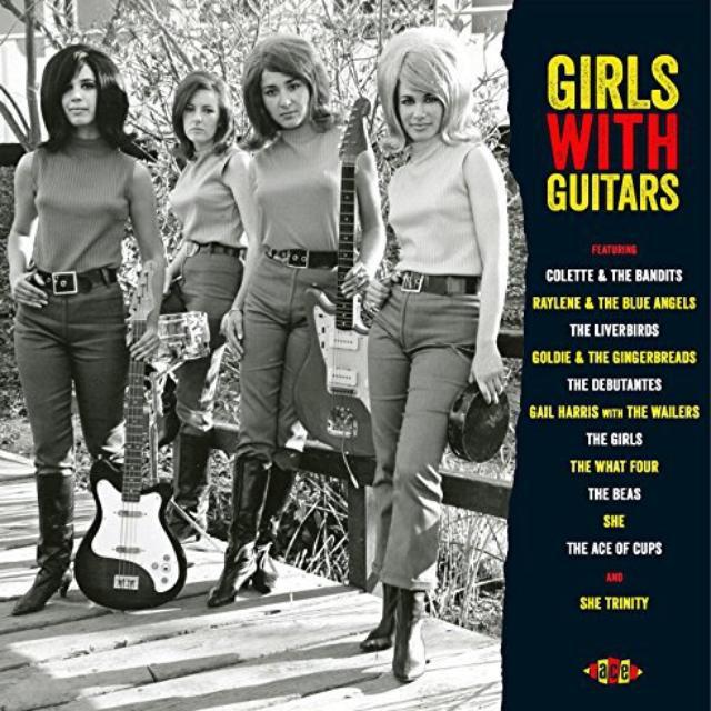 GIRLS WITH GUITARS / VARIOUS