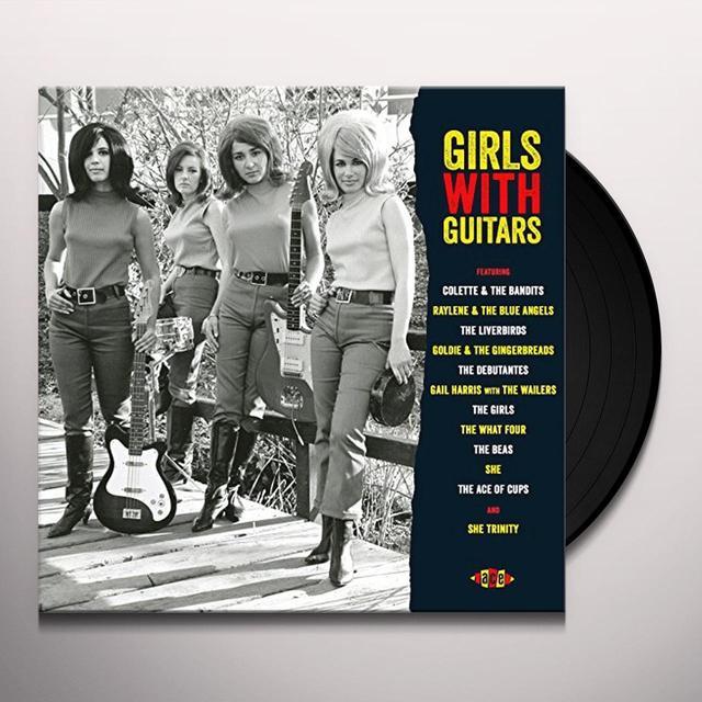 GIRLS WITH GUITARS / VARIOUS (UK) GIRLS WITH GUITARS / VARIOUS Vinyl Record