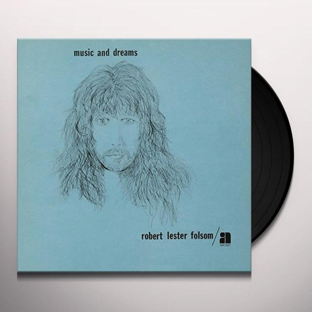 Robert Lester Folsom MUSIC & DREAMS (UK) (Vinyl)