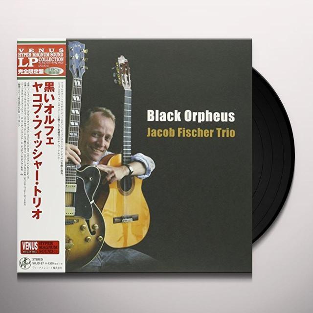 Jacob Fischer BLACK ORPHEUS Vinyl Record - Japan Import
