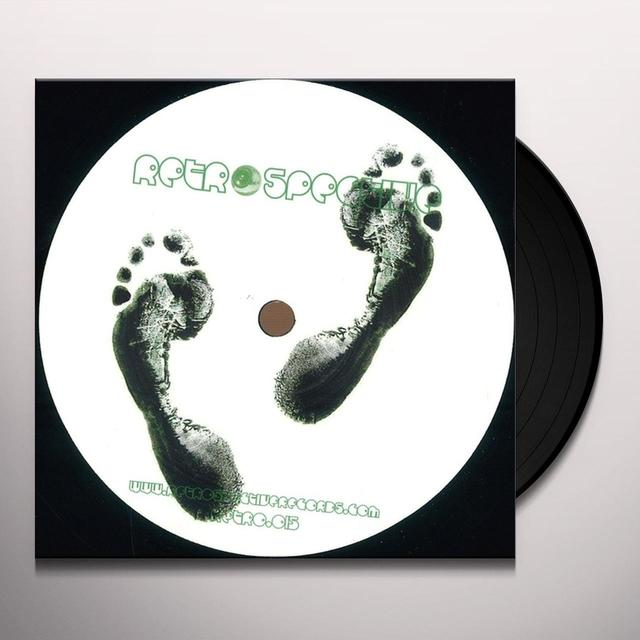 Ilya Santana BIG FOOT Vinyl Record