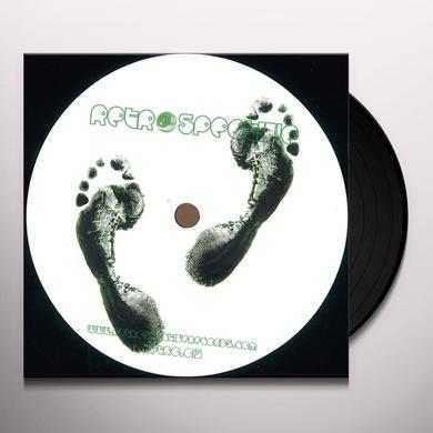 Ilya Santana BIG FOOT (EP) Vinyl Record - UK Import