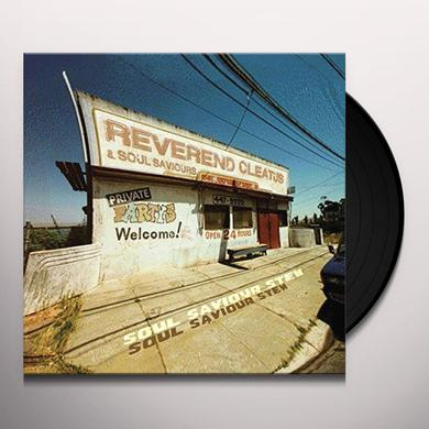 REVEREND CLEATUS SOUL SAVIOUR STEW Vinyl Record - UK Import