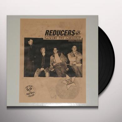 REDUCERS S.F. BACKING THE LONGSHOT Vinyl Record - UK Import