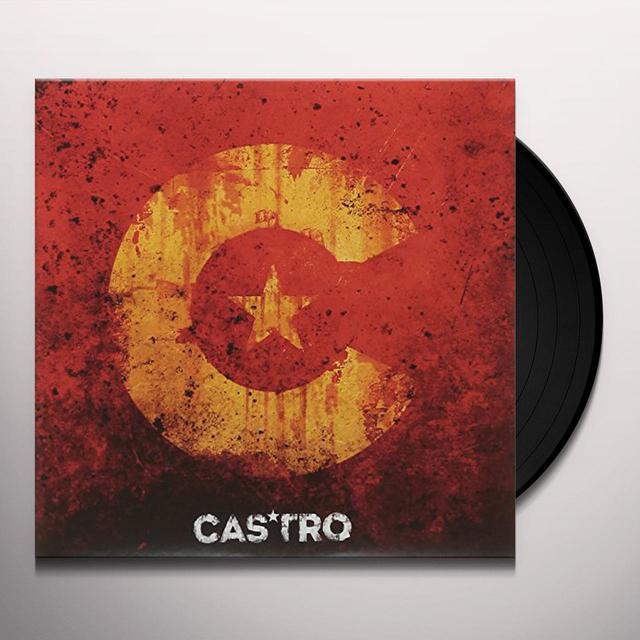 CASTRO HIDDEN AGENDA Vinyl Record