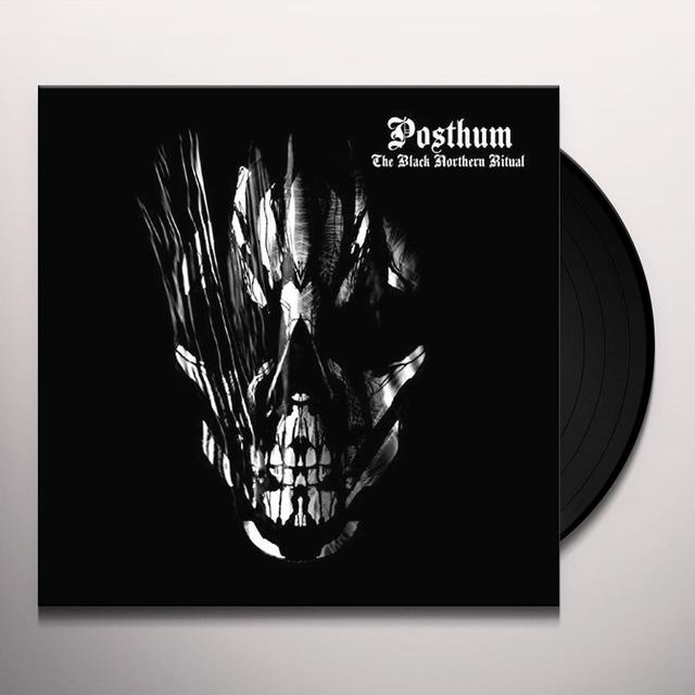 POSTHUM BLACK NORTHERN RITUAL Vinyl Record - UK Import