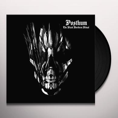 POSTHUM BLACK NORTHERN RITUAL Vinyl Record