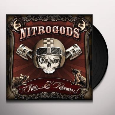 NITROGODS RATS & RUMOURS Vinyl Record