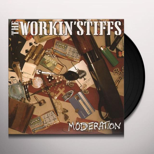 WORKIN' STIFFS MODERATION Vinyl Record