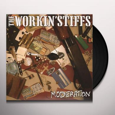 WORKIN' STIFFS MODERATION Vinyl Record - UK Import