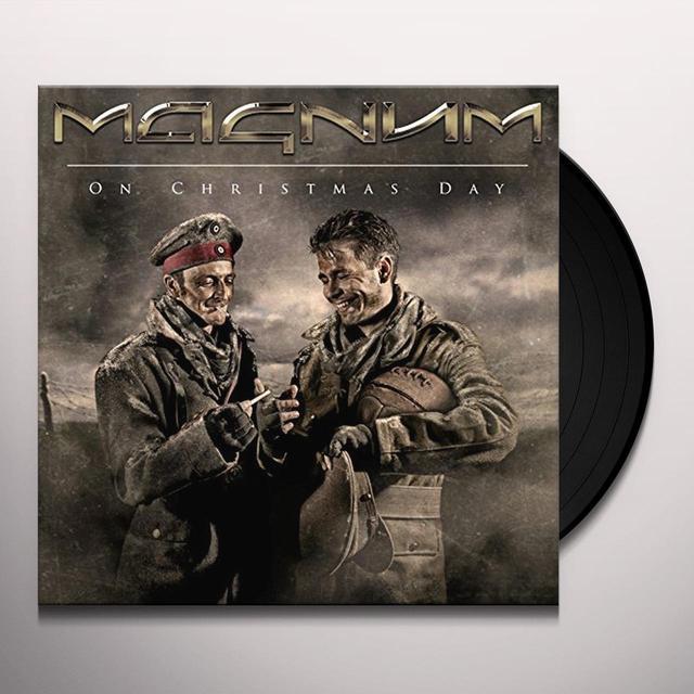 Magnum ON CHRISTMAS DAY (UK) (Vinyl)