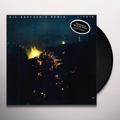 NIK BARTSCH'S RONIN LLYRIA Vinyl Record