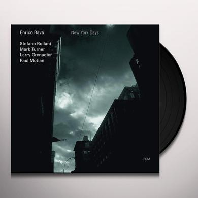 Enrico Rava NEW YORK DAYS Vinyl Record - 180 Gram Pressing