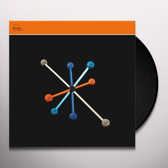 MICROTUB STAR SYSTEM Vinyl Record