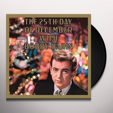 Bobby Darin 25TH DAY OF DECEMBER Vinyl Record - Limited Edition, 180 Gram Pressing