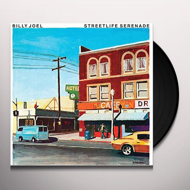 Billy Joel STREETLIFE SERENADE Vinyl Record - Gatefold Sleeve, Limited Edition, 180 Gram Pressing, Anniversary Edition