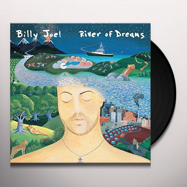 Billy Joel RIVER OF DREAMS Vinyl Record