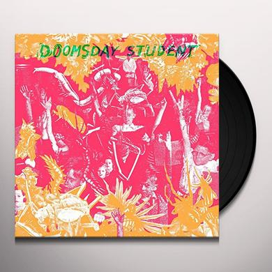 Doomsday Student WALK THROUGH HYSTERIA PARK Vinyl Record