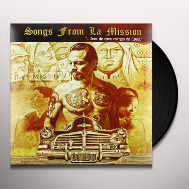 SONGS FROM LA MISSION Vinyl Record