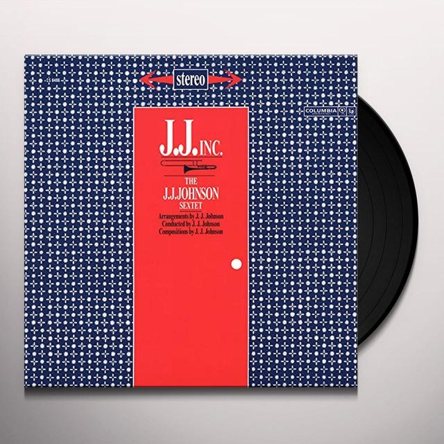 J.J. Johnson J.J. INC Vinyl Record