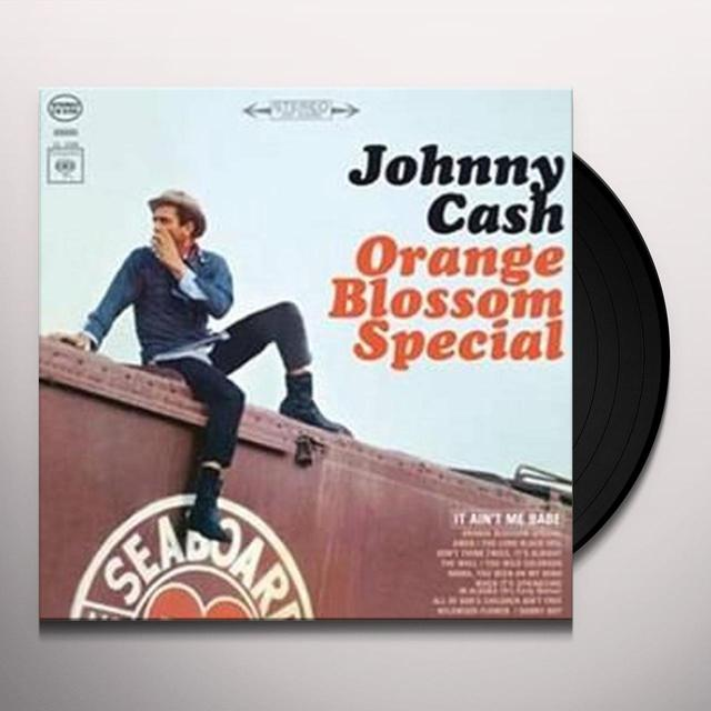 Johnny Cash ORANGE BLOSSOM SPECIAL Vinyl Record - 180 Gram Pressing