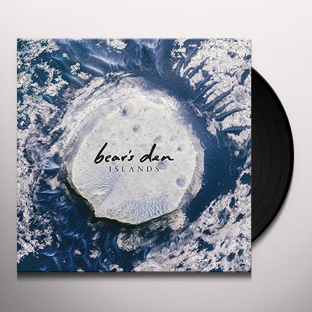 Bear's Den ISLANDS Vinyl Record