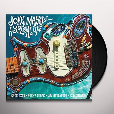 John Mayall SPECIAL LIFE Vinyl Record