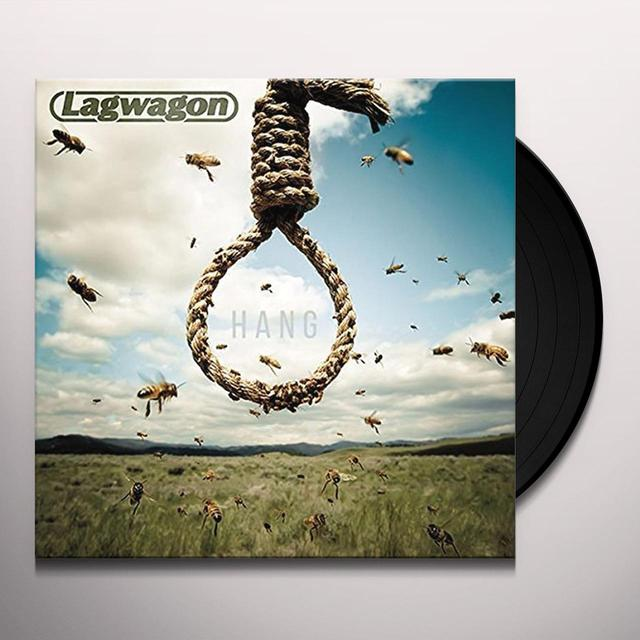 Lagwagon HANG Vinyl Record