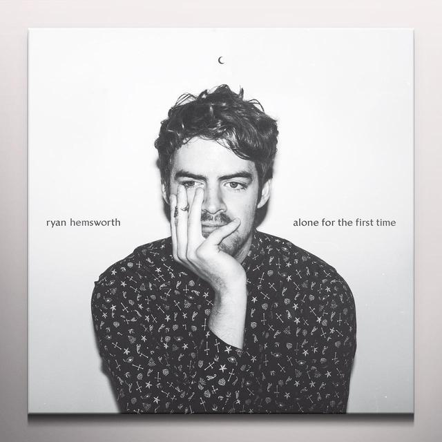 Ryan Hemsworth ALONE FOR THE FIRST TIME Vinyl Record - Colored Vinyl, Limited Edition