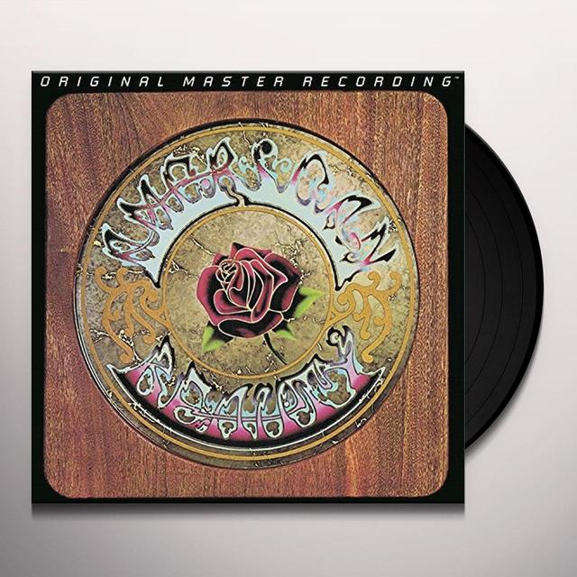 Grateful Dead AMERICAN BEAUTY Vinyl Record